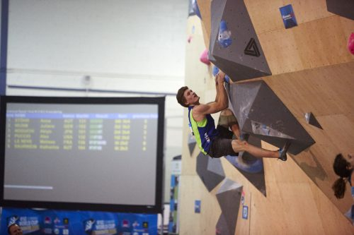 Climbing Volumes Competition