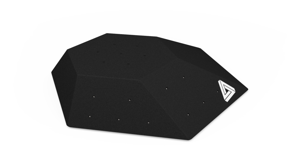 Hexagon Flat Top Asymetric XL